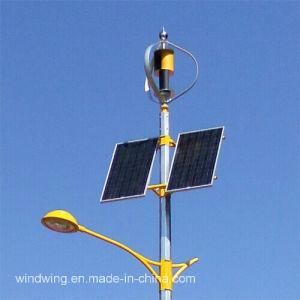 400W de verticale Generator van de Molen van de As Wind Gedreven voor Straatlantaarn