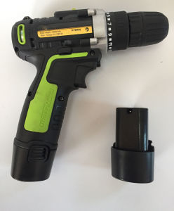 De draadloze Hulpmiddelen van de Macht Boor van de Hand van 18 Volt de Elektrische met de Controle van de Torsie