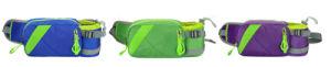 De viaje impermeable de nylon titular de la botella de agua al aire libre en la cintura