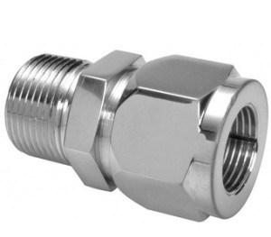 Parti del connettore dell'accessorio per tubi dell'accoppiamento dell'acciaio inossidabile