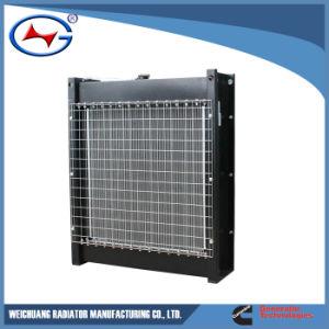 4bt-11 Cummins 시리즈에 의하여 주문을 받아서 만들어지는 알루미늄 물 냉각 방열기