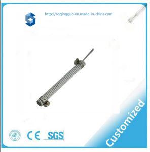 Soltar o tubo de Buffer Opgw PBT Cabo de fibra óptica com o fabricante