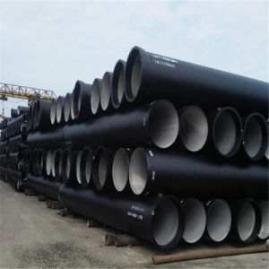 大口径の鉄道の排水の排出のための延性がある鉄の管