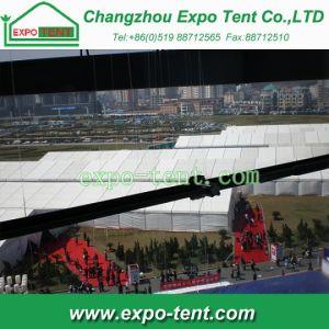 大きい一時屋外展覧会のテント