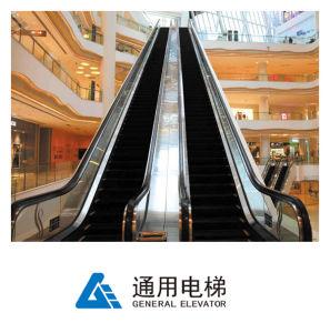 Comercial de interior escaleras mecánicas en movimiento con Vvvf Walker para Edificio moderno