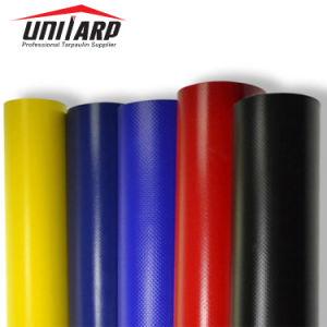 650gsm, Serviço Pesado revestido de PVC oleados 1000d para tampas de vedação