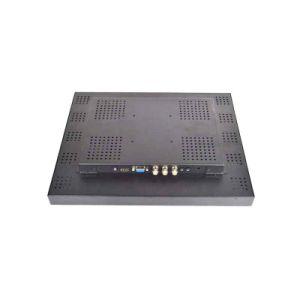 15/17/19/21,5 polegadas LCD/LED Industrial Monitor de Exibição para sistemas de segurança CCTV