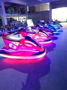 O parque de diversões passeios Parque Infantil de Diversões eléctrico pára-choques conjunto de carros de música
