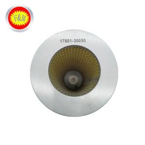 Les pièces automobiles 17801-30050 du filtre à air pour Toyota Hiace