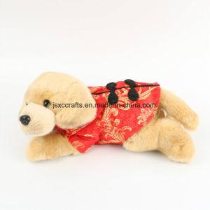 Custom Grosso adoráveis cachorros recheadas Plush brinquedos para Dom
