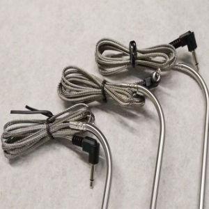 BBQ de la sonde de température thermistance CTN haute du contrôleur de température PT100 du capteur de température PT1000 Sonde mince de réponse rapide