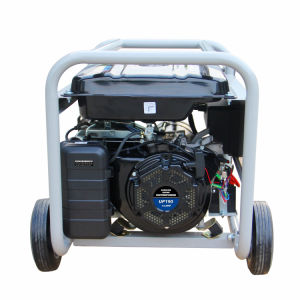 Fase única 6.3kw gasolina gerador de emergência