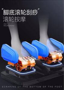 Última s vias Zero Gravity Home Shiatsu cadeira de massagens eléctrico
