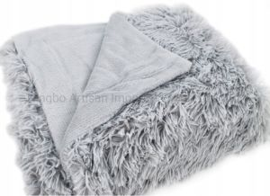 Super doux Long Shaggy Blanket