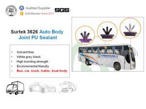 Sans solvant colle de structure pour les joints du véhicule dynamique Surtek 3626