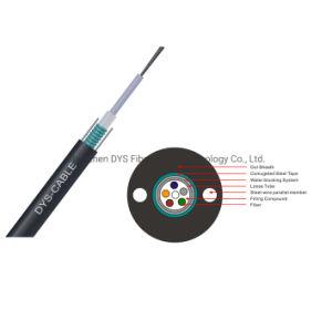 Premium GYXTW ADSS GYFTY enquête GYTS GYTC8s de la poussière d'antenne câble fibre optique de plein air blindé