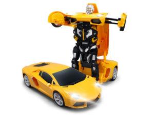 Os veículos em brinquedos brinquedos de plástico Carro Rádio remoto brinquedo controle RC Car (H0162227)