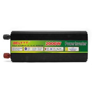 2000W/2кв постоянного тока AC изменения Синусоиды Car инвертирующий усилитель мощности