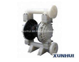 Bomba de diafragma pneumática plástico polipropileno Rd50p