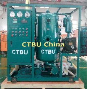 Мощный вакуумный эффективность фильтрации и очистки масла трансформатора устройства