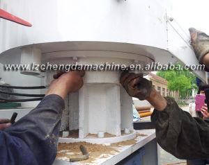 75kwリングは木製の供給および生物量の餌の機械装置を停止する
