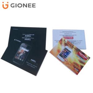 Livro Softcover Stiching sela/ impressão de folheto da empresa