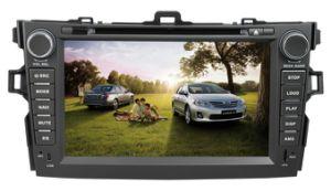 8  2008년 Toyota Corolla를 위한 차 DVD GPS Player (F-0868)