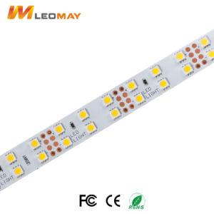 Muiltiple 5050 Fila doble de luz LED flexible con opción múltiple