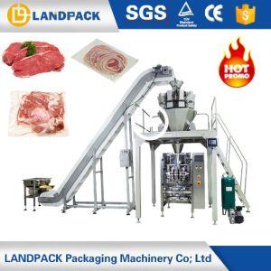 Automatische vakuumverpackende Maschine für Gemüse, Erdnuss, Mutter, Reis, Fleisch