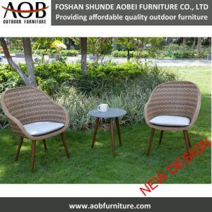Modernes neues Entwurfs-Garten-Sofa-Stuhl-Rattan-Möbel-Set