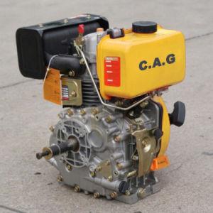 9 HP 186f 406ccのAir-Cooled単一シリンダーディーゼル機関かモーター