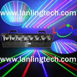 RGB перемещение головки лазерных проекторов (LN5285RGB)