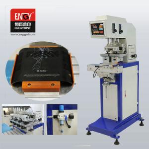주문을 받아서 만들어진 유일한 설계 업무 UK 2 색깔 수동 패드 인쇄 기계 마우스 패드 인쇄는 일 수 있다
