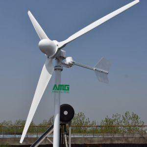 5kwテール格子使用ののための自動折る120/300Vホームに風発電機