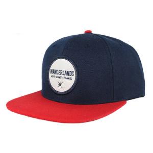 Barato de algodón bordado del logotipo de parches de Hip Hop Deporte Snapback Caps