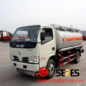 軽いディーゼル油配達(SSOT00002)のための22800Lアルミ合金の燃料タンクのトラック