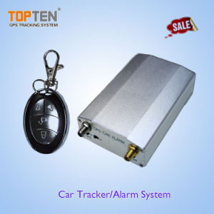 Автомобиль GPS Tracker / Сигнал тревоги с помощью SMS и интернет-Tracking (WL)