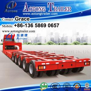 Großer Aufbau-Maschinerie-spezieller Zweck-Fahrzeug-Transport-hydraulischer modularer Schlussteil für Verkauf