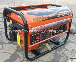 Popular! 2kw de 2000W Ast Watani buena fuente de la gasolina motor generador de Kuwait