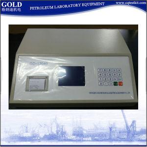 Zwavel-in-Olie ASTM D4294 Analysator voor de ultra Lage Analyse van de Zwavel van Aardolie
