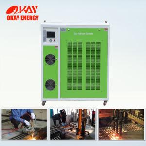 Gerador de gás Hho máquina de corte de aço de Água