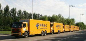Truck-Carried Gas Turbine Generating Set LPG1200s