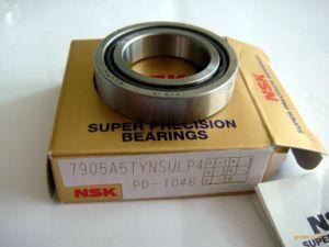Высокая точность угловых NSK контакта с 725c 7002c 7012c P4