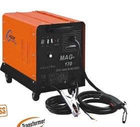 ガスによって保護される溶接機(MAG-170)