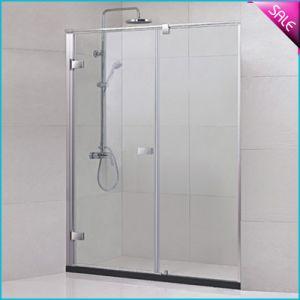 De Bijlage van de Douche van het Roestvrij staal van de badkamers, de Delen van de Bijlage van de Douche van het Glas