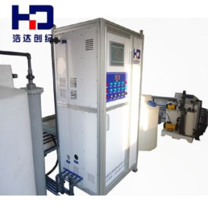 3kg/H de Machine van de Productie van cl door Pekel voor de Behandeling van het Recycling van het Water