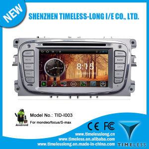 GPS iPod DVR Digital 텔레비젼 Box Bt Radio 3G/WiFi (TID-I003)를 가진 포드 Focus 2009-2010년을%s 인조 인간 System 2 DIN Car DVD Player