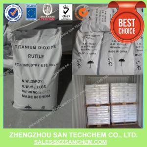 Industrie met het Titanium Dixodie wordt gebruikt die van Anatase van de Prijs van de Fabriek TiO2