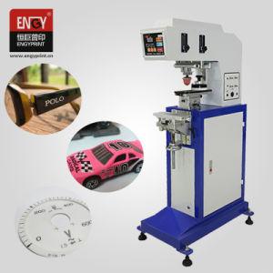 기계를 인쇄하는 최고 질 고능률 단 하나 색깔 압축 공기를 넣은 수동 패드