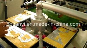 Macchina automatica della stampante dello schermo piano della scala di plastica